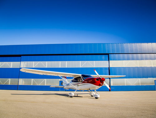TECNAM P2010 TWENTY TEN