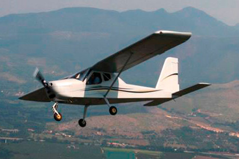 Tecnam P92 Echo Light: ultraligeros Tecnam