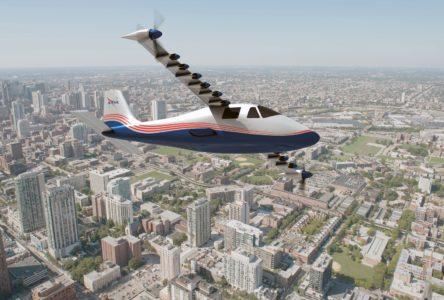 El Tecnam P2006T, base para un avión eléctrico de la NASA