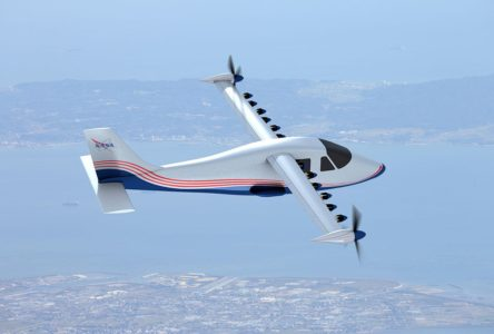 Tecnam P2006T avion electrico
