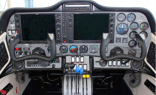 X-57 Maxwell. 100% eléctrico